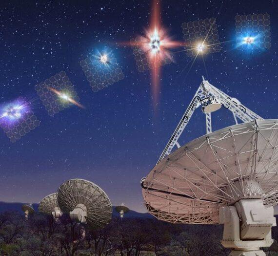 Инопланетяне связываются с Землей? Ученые обнаруживают  «быстрые радиовсплески» из дальнего космоса
