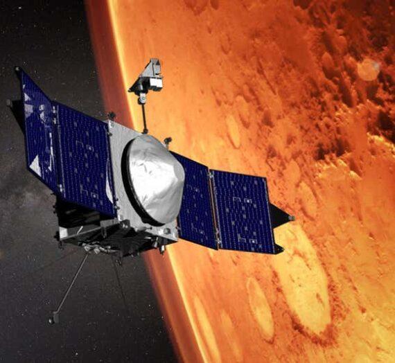 На Марсе найдены скопления воздуха, которые нарушают радиосигналы