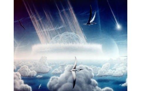 Как астероид привел к гибели динозавров