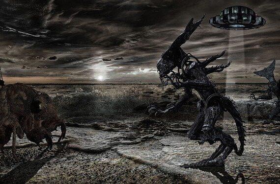 Инопланетяне Дарвина