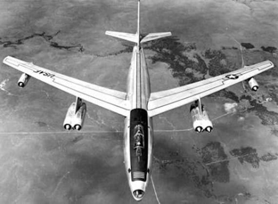 Загадочный случай встречи НЛО с RB-47H в 1957 году