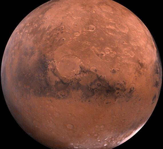 Условия на Марсе, возможно, когда-то были гостеприимными для РНК