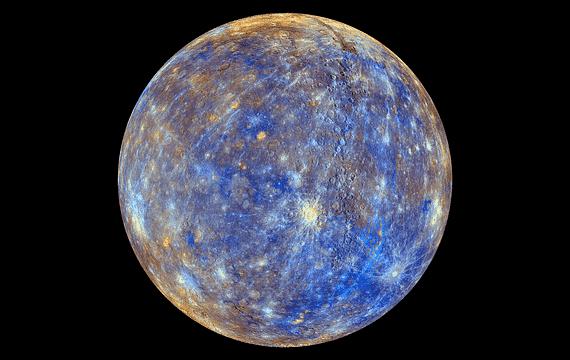 Были ли на Меркурии компоненты для жизни?