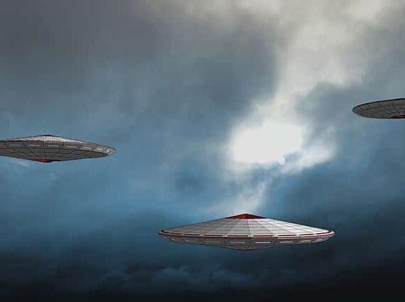 Наблюдения НЛО в Северной Америке увеличились более чем на 75 процентов за прошедший год