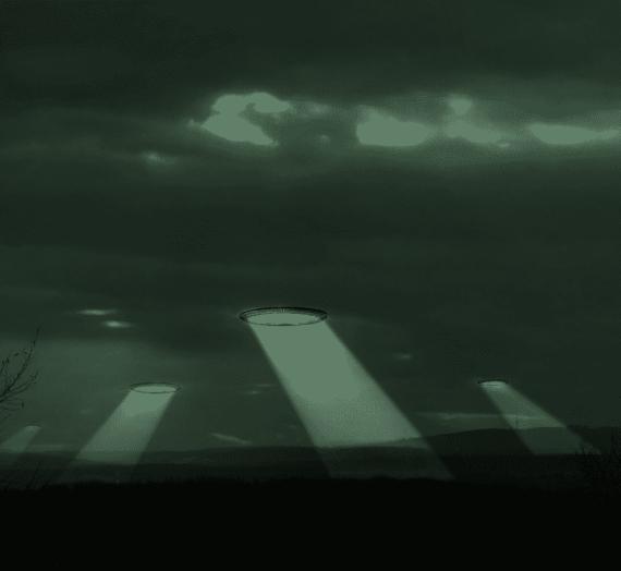НЛО над Польшей
