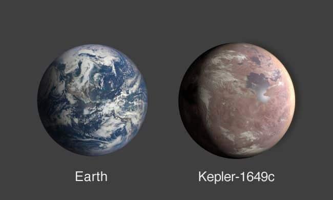 Обнаружена планета, возможно, самая похожая на Землю