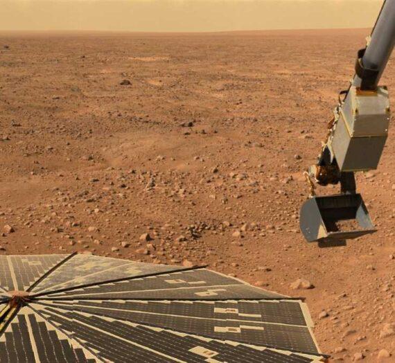 Марс: Сколько времени нужно, чтобы добраться до красной планеты?