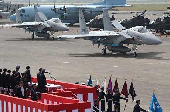 Японские военные летчики никогда не сталкивались с НЛО, говорит министр обороны