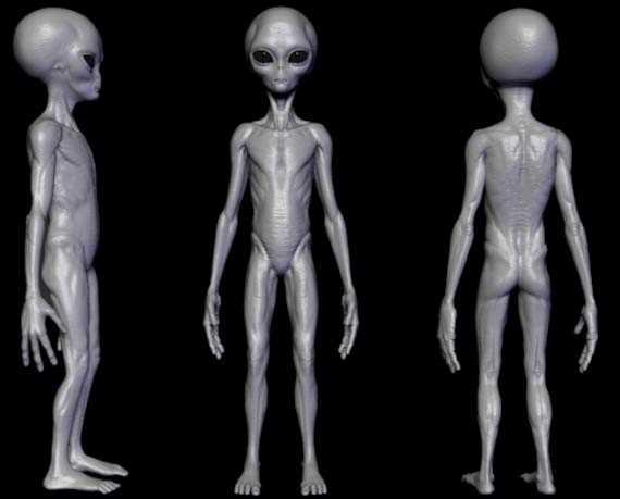 Являются ли пришельцы на самом деле людьми из будущего?