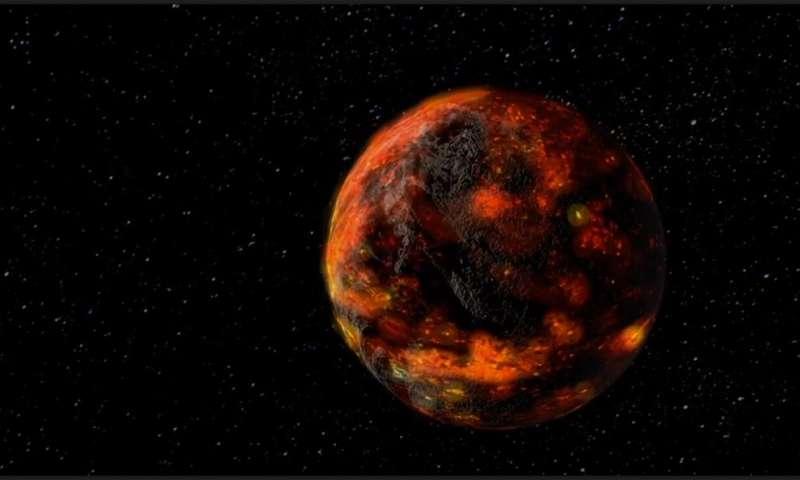 Исследователи установили более молодой возраст для земной Луны.